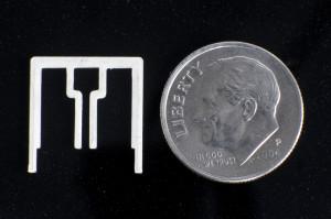 Micro-sized TV Antenna from Aereo