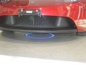 Wireless Charging Manhole Cover, circa 2011