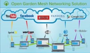 Open Gardne Wireless Mesh Networking