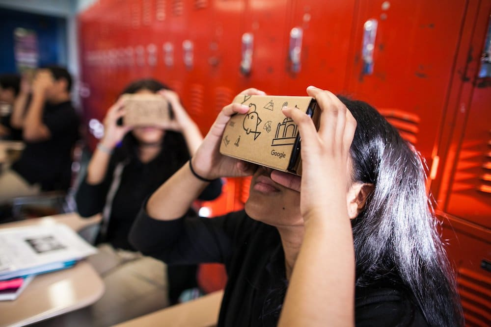 Google Expeditions VR Tours for Schools