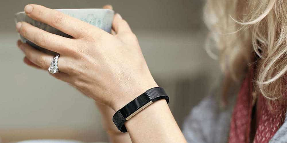 Fitbit Alta fitness wristband