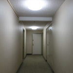 A normal, boring hallway