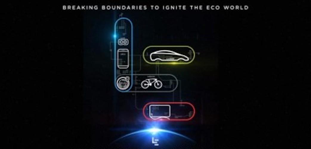 LeEco UP2U Ecosystem