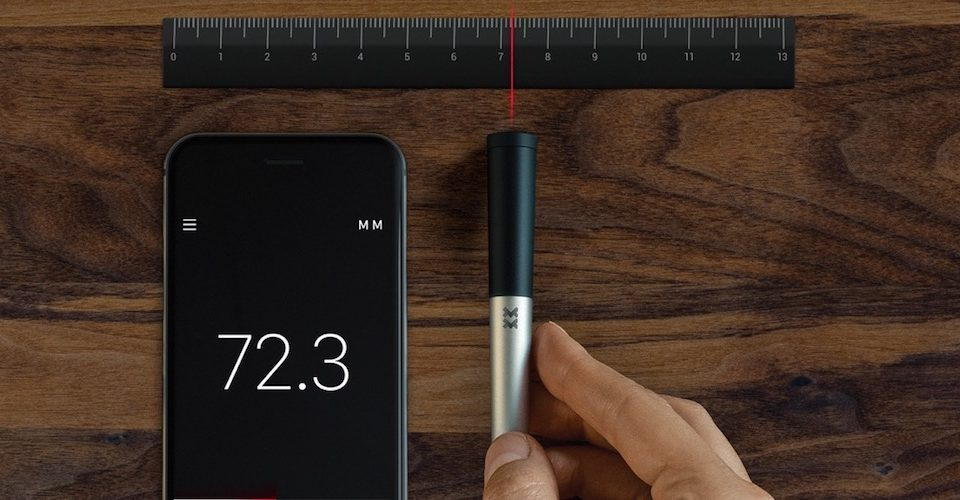 01 InstruMMent device is the tape measure for the future.
