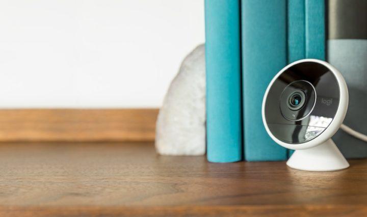 Logitech Circle 2 Security Camera.