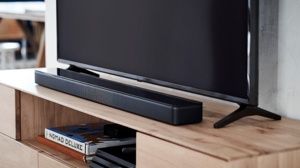 Bose Smart Home soundbar has all the benefits of Amazon Alexa and amazing audio.