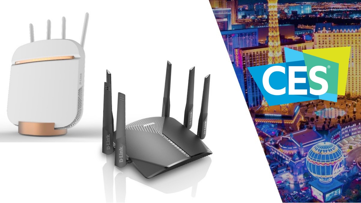 D-Link at CES 2019
